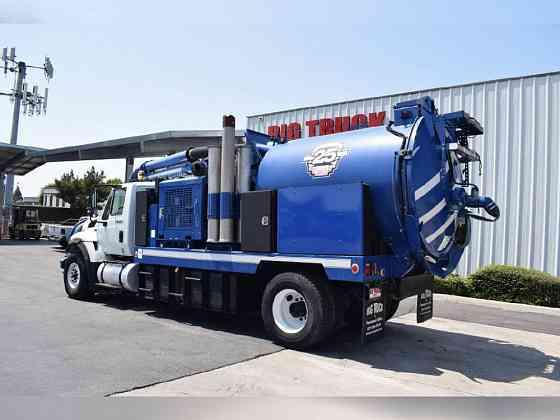 2012 Used VAC-CON V390LHA Vacuum Truck Fontana