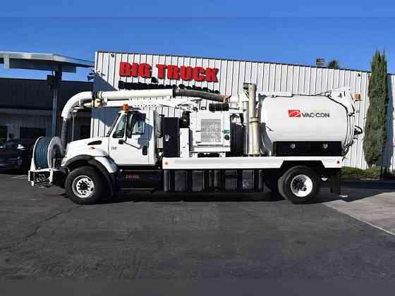 2007 Used VAC-CON V390LHA Vacuum Truck Fontana