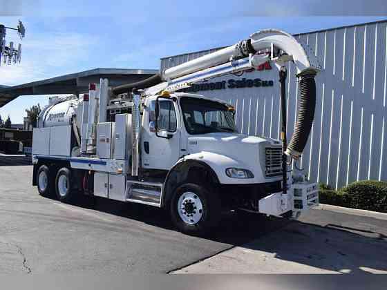 2010 Used VAC-CON Xcavator Vacuum Truck Fontana