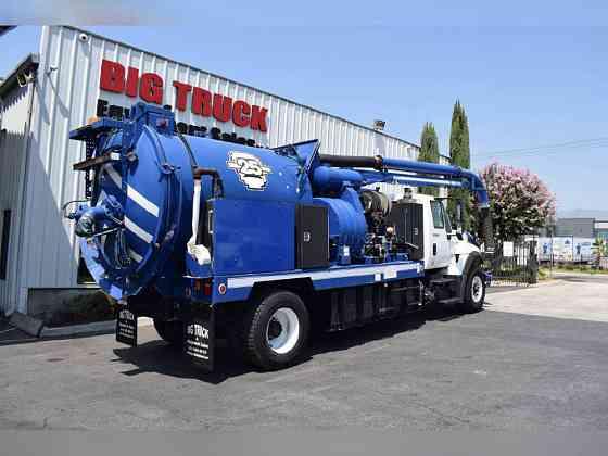 2012 Used INTERNATIONAL 7400 Vacuum Truck Fontana