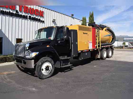2005 Used INTERNATIONAL 7400 Vacuum Truck Fontana
