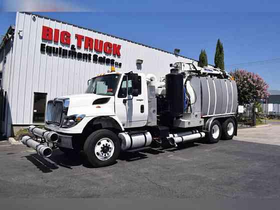 2013 Used INTERNATIONAL Workstar 7400 Vacuum Truck Fontana