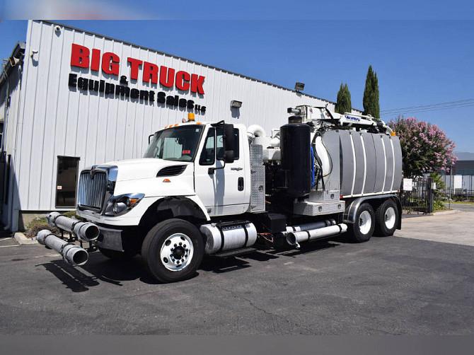 2013 Used INTERNATIONAL Workstar 7400 Vacuum Truck Fontana - photo 3