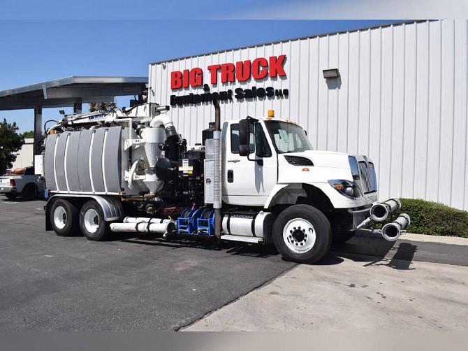 2013 Used INTERNATIONAL Workstar 7400 Vacuum Truck Fontana - photo 2