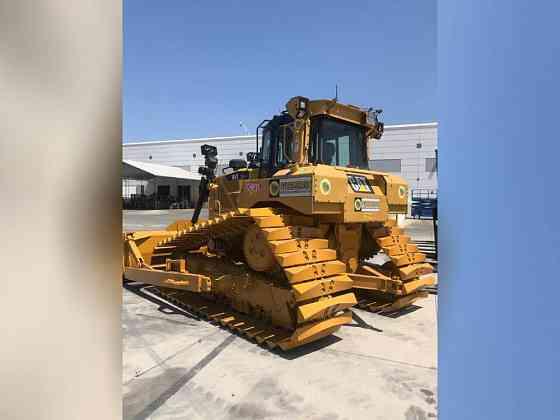 2012 Used Caterpillar D6T LGP Dozer San Diego