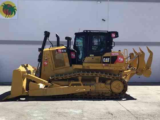 2017 Used Caterpillar D7E Dozer San Diego
