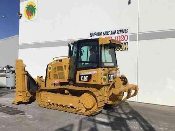 2019 Used Caterpillar D4K Dozer San Diego
