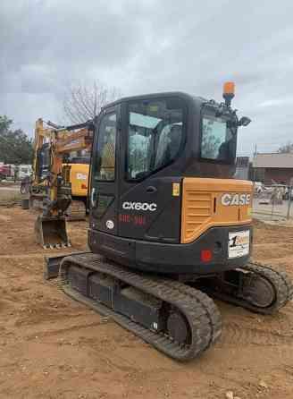2019 Used CASE CX60C Excavator Mobile
