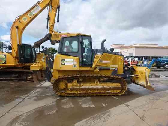 2017 Used John Deere 700K XLT Dozer San Diego