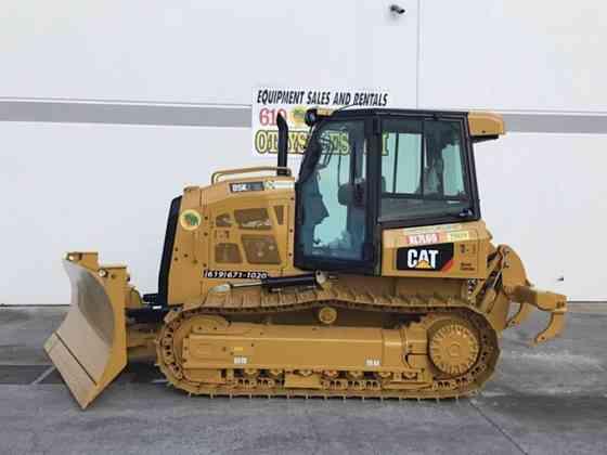 2020 Used Caterpillar D5K2XL Dozer San Diego