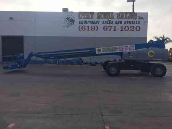 2008 Used Genie S125 Boom Lift San Diego