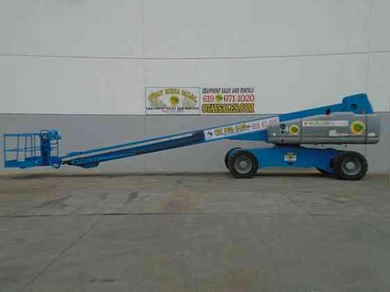 2007 Used Genie S100 Boom Lift San Diego