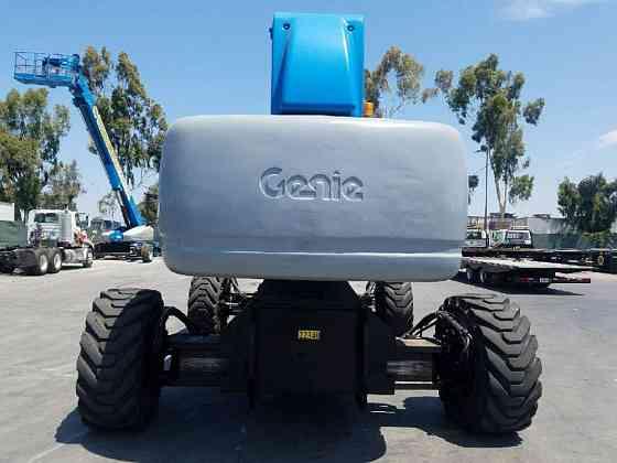 2008 Used Genie S-125 Boom Lift San Diego