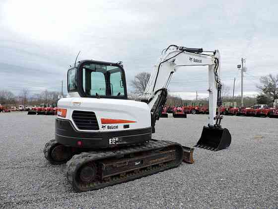 2017 Used Bobcat E85 Mini Excavator Nauvoo