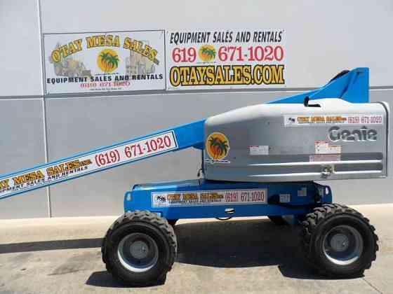 2008 Used Genie S-40 Boom Lift San Diego