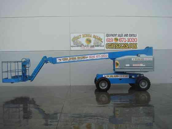 2008 Used Genie S45 Boom Lift San Diego