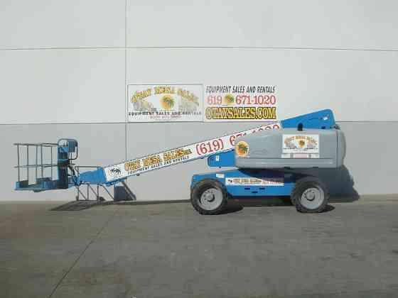 2006 Used Genie S60 Boom Lift San Diego