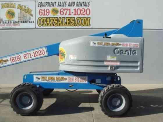2006 Used Genie S40 Boom Lift San Diego