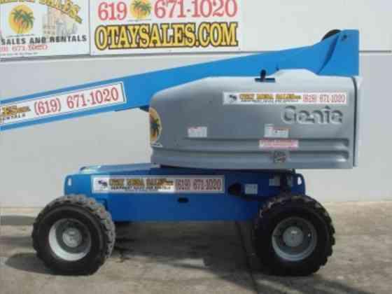2007 Used Genie S45 Boom Lift San Diego