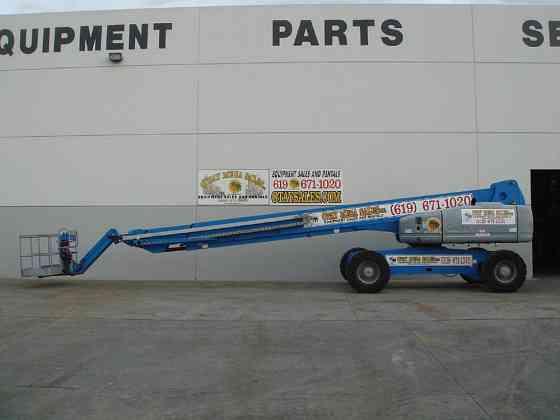 2007 Used Genie S125 Boom Lift San Diego
