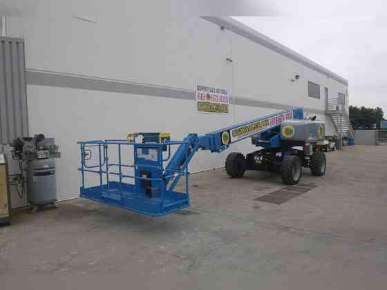 2018 Used Genie S-65 Boom Lift San Diego