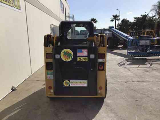 2021 Used Caterpillar 226D3 Skid Steer San Diego