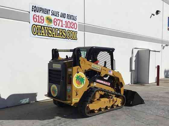 2020 Used Caterpillar 259D3 Skid Steer San Diego