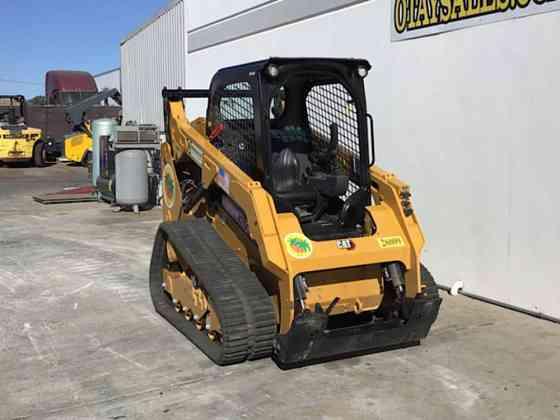 2021 Used Caterpillar 259D3 Skid Steer San Diego