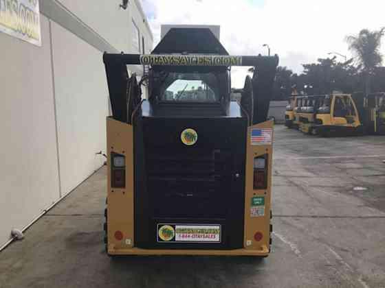 2021 Used Caterpillar 262D3 Skid Steer San Diego