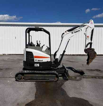 2017 Used BOBCAT E26 Mini Excavator Rainbow City