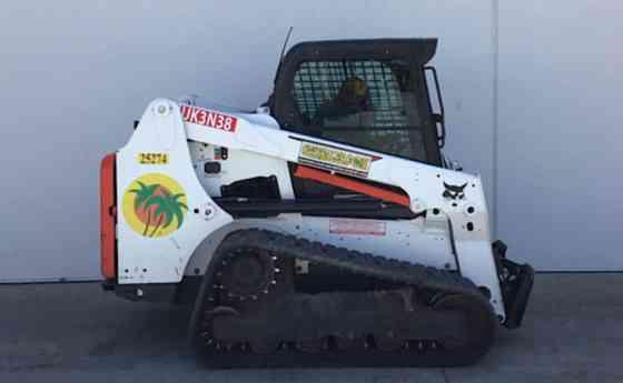 2017 Used Bobcat T630 Skid Steer San Diego