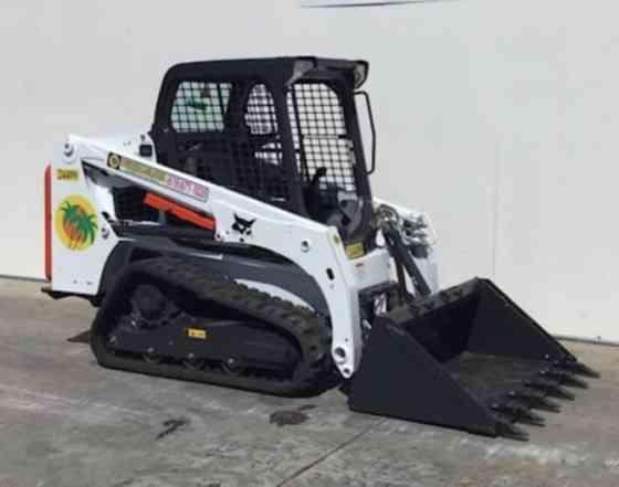 2019 Used Bobcat T450 Skid Steer San Diego