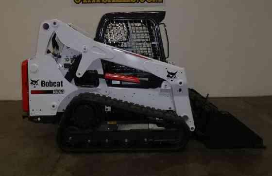 2016 Used Bobcat T650 Skid Steer San Diego