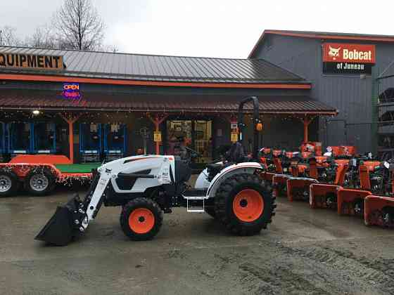 2020 Used Bobcat CT2025 Compact Tractor Juneau