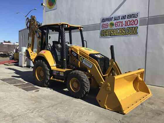 2020 Used Caterpillar 420F2 Backhoe San Diego