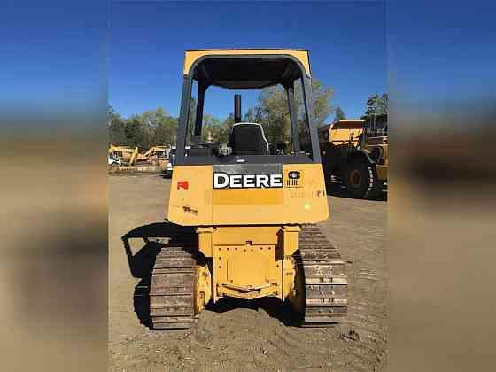 2011 Used John Deere 450J LT Dozer Redding