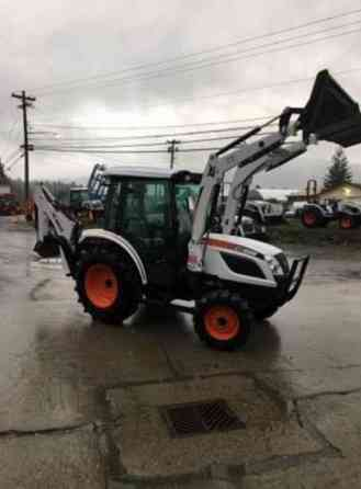 2020 Used Bobcat CT5558 E HST Compact Tractor Juneau