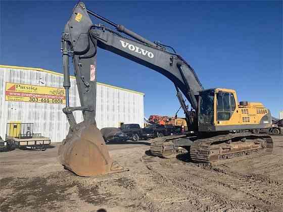 2006 Used Volvo EC460B LC Excavator Redding