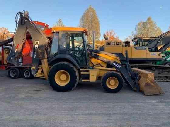 2012 Used John Deere 410K TC Backhoe Redding