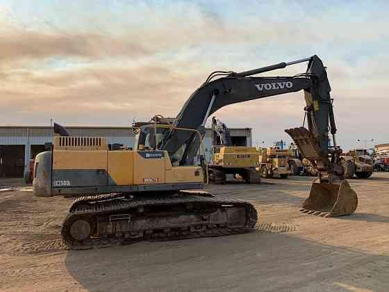 2014 Used Volvo EC250DL Excavator Redding