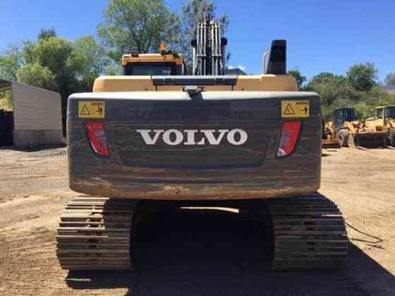 2012 Used Volvo EC220DL Excavator Redding