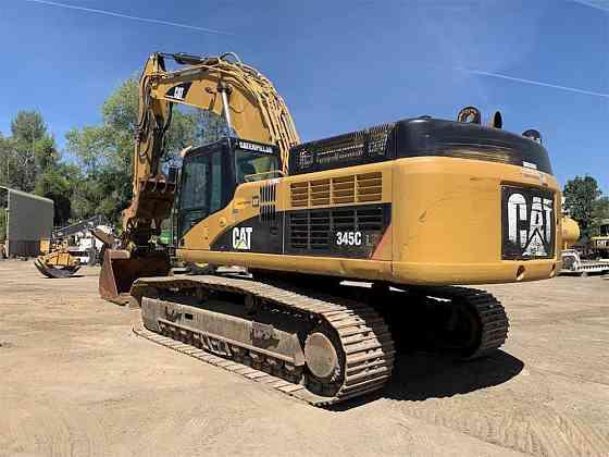 2007 Used Caterpillar 345CL Excavator Redding