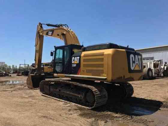 2015 Used Caterpillar 336FL Excavator Redding