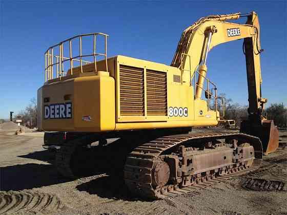 2004 Used John Deere 800C Excavator Redding