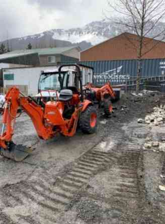 2018 Used Kioti CK2510 HST Tractor Juneau