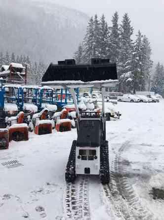 2020 New Bobcat MT85 Mini Track Loader Juneau