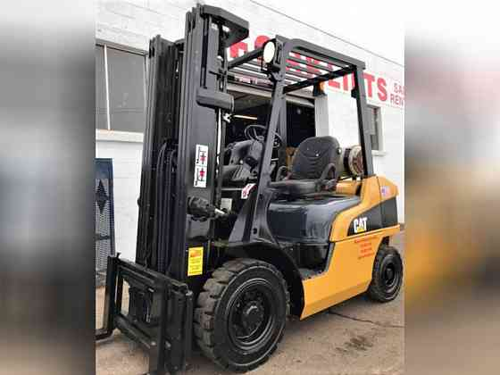 2016 Used CATERPILLAR GP25N Forklift Commerce City