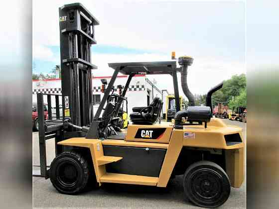 2012 Used CATERPILLAR DP70 Forklift Commerce City