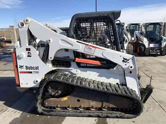 2012 Used Bobcat T750 Track Loader Colorado Springs