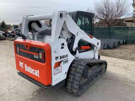 2017 Used Bobcat T650 Track Loader Colorado Springs